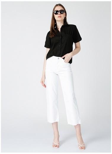 Black On Black Black On Black Denim Pantolon Beyaz